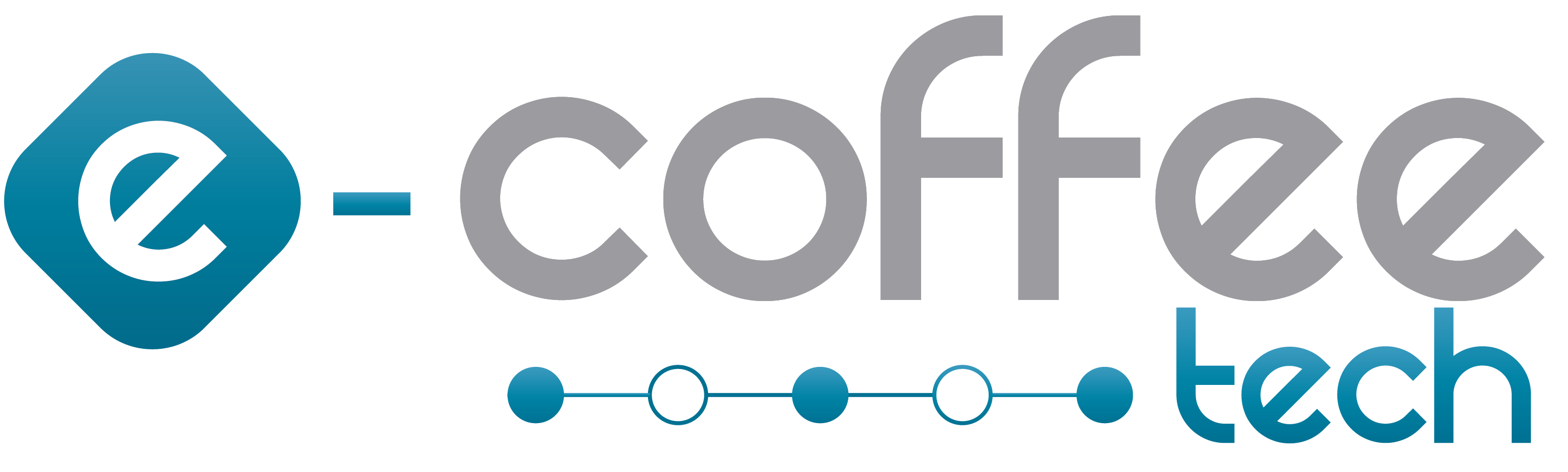 Logo e-coffee tech